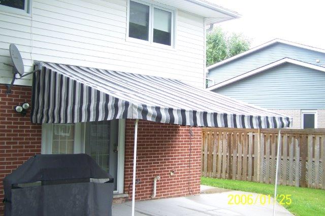 Awning Canopy Frames And Covers 7