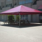 tent grand bend